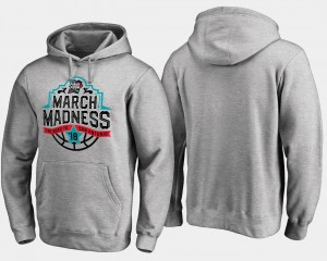 March Madness Final Four Tipoff Basketball Tournament For Men Hoodie - Gray