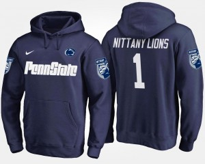 #1 Penn State Nittany Lions Mens No.1 Hoodie - Navy