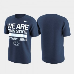 Penn State Nittany Lions Local Verbiage Mens Performance T-Shirt - Navy