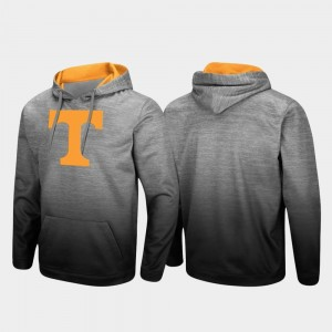 Tennessee Volunteers Sitwell Sublimated Pullover For Men Hoodie - Heathered Gray