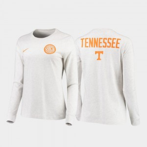 Tennessee Volunteers For Men Statement Long Sleeve Rivalry T-Shirt - White
