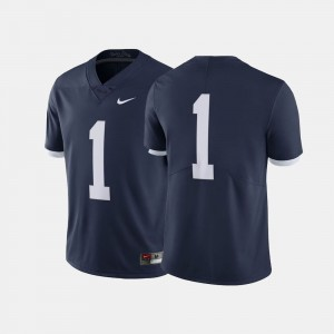 #1 Penn State Nittany Lions Throwback Men's Jersey - Navy