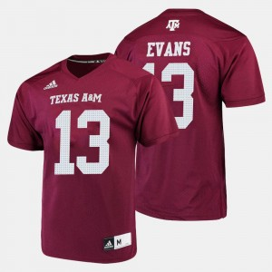 #13 Mike Evans Texas A&M Aggies College Football Men Jersey - Maroon